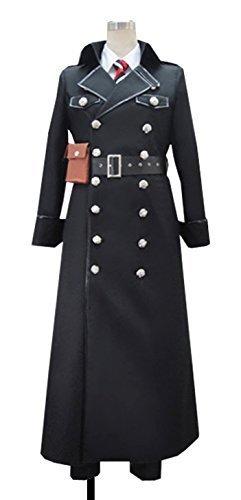 Dreamcosplay Anime Blue Exorcist Yukio Okumura Uniform Cosplay