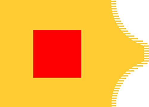 magFlags Large Flag Purported Flag of The w en Ilkhanate | Landscape Flag | 1.35m² | 14.5sqft | 100x140cm | 40x55inch - 100% Made in Germany - Long Lasting Outdoor Flag