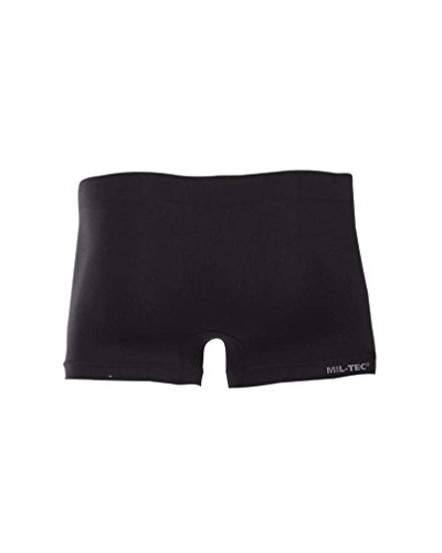 Mil-Tec Unterhose kurz Sports schwarz Gr.XL