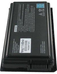 Batterie pour ASUS F5M, 11.1V, 4400mAh, Li-ion
