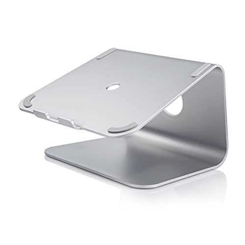 MAYINGXUE Aleación de Aluminio para la computadora portátil de enfriamiento Ergonomía de Escritorio ERGONOMICS Aumentado Apoyo (Color : Standard Version)