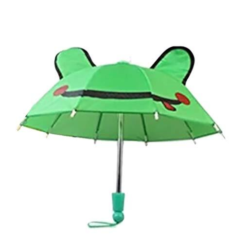 OUTEYE Baby Doll Mode Regenschirm Accessoires Puppe Zubehör Puppenkleidung Spielzeug-Kind-Geschenk