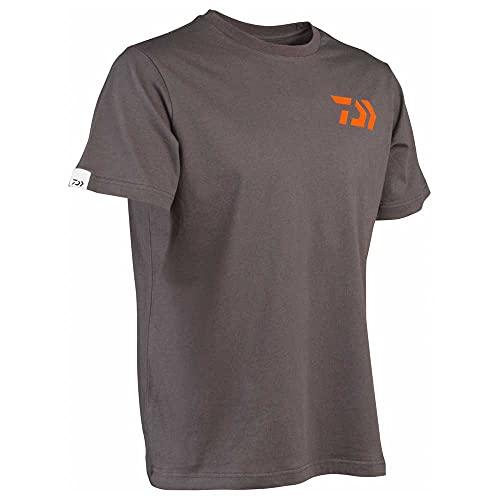 Daiwa - Tee Shirt Gris Orange XL - TSGOXL