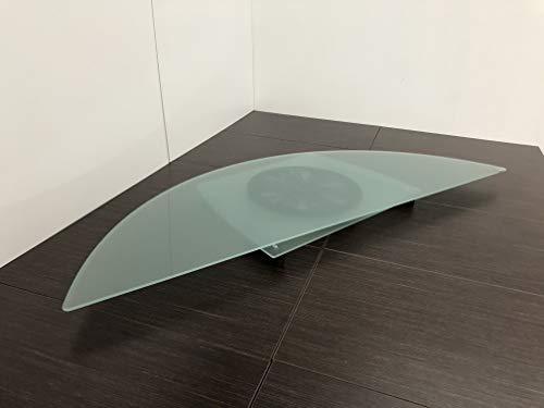 Tecnidea Soporte de TV giratorio para grandes pantallas - Dim. 130 x 44 x 6 cm Disco Negro .Carga máx. 20 kg -GK130C