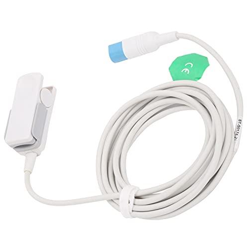 Sensor Spo2, Sonda HP8 Spo2 M3 M4MP20 MP30 MP40 MP50 MP70 MP80 VM4 VM6 VM8 Precisión Para Sonda De Saturación De Oxígeno Accesorio Para Adulto Para Accesorio De Oxímetro