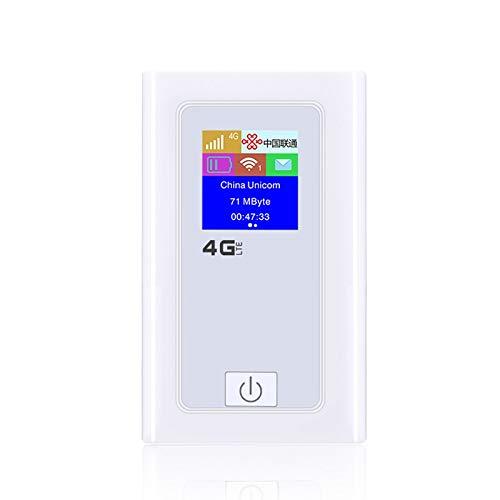 4G WiFi Router Car Mobile Hotspot Wireless Broadband Pocket Mifi...