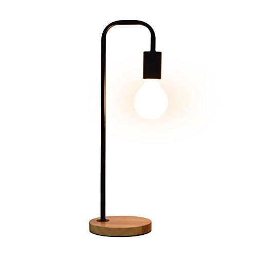 Chengxin bureaulamp van massief hout met dimming decoratieve tafellamp - slaapkamer nachtkastje woonkamer eenvoudige moderne creatieve bureaulamp