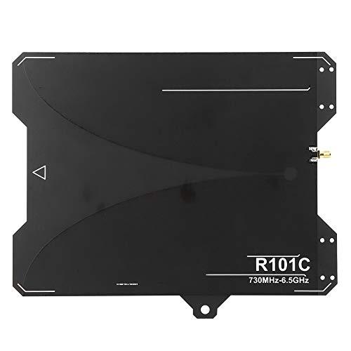 Antena direccional Polarización Lineal Amplia UWB Antena ADS-B de Alta Ganancia Transmisión de Imagen UAV para TV Interior R101C 6.5GHZ 5W