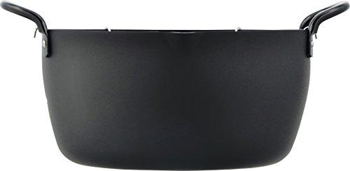 和平フレイズ 深型天ぷら鍋 22cm エコルタ IH200V対応 ER-8921