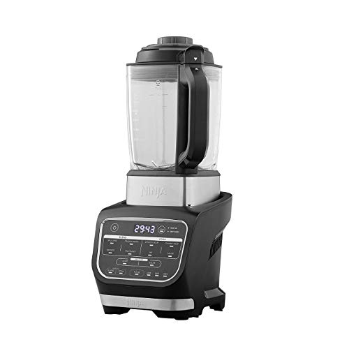 Ninja Blender and Soup Maker [HB150UK] Black