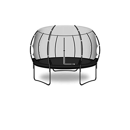YWAWJ Trampoline home children's indoor outdoor square amusement park large adult outdoor commercial trampoline with guard net