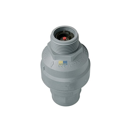 Wpro ACQ002 ORIGINAL Sicherheitsventil Wasserstop Aquastop Ventil 3/4