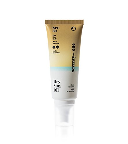 SEVENTY ONE PERCENT - Aceite seco solar DRY SUN OIL - SPF 30 - Cuerpo y cabelo