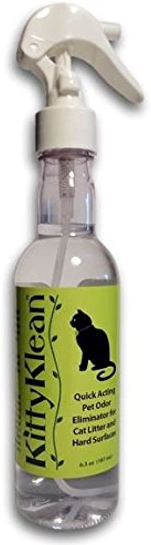 KittyKlean  Quick Acting Pet Odor Eliminator, 6.3oz