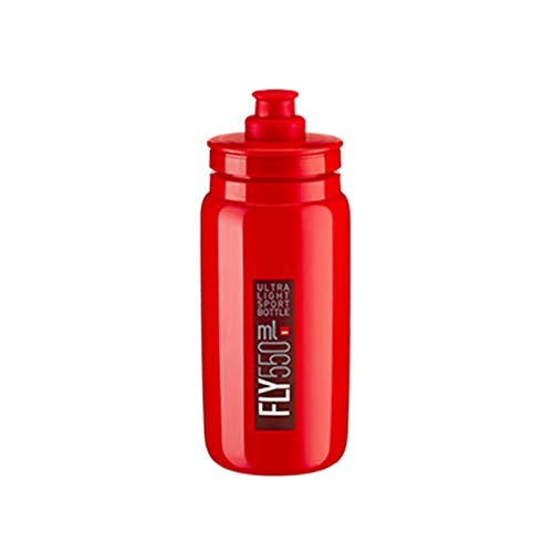 PPKZY Botella de Agua Bicicleta Ultra luz Deportes Kettle MTB Ciclismo Bike Road Racing Bottle 550ml (Color : Red)
