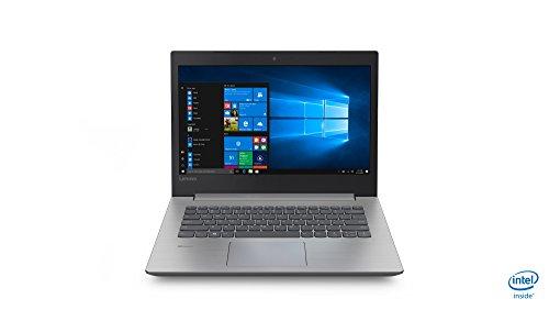 Lenovo IdeaPad 330-15IGM Laptop 15.6' HD LED, Intel Celeron N4000 1.1G, 4GB RAM, 1TB HDD, Windows 10 HOME, Gris (Platinum Gray)