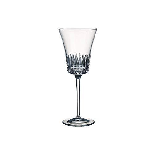 Villeroy & Boch Grand Royal rode wijnkelk 330 ml, kristalglas, helder,4 glazen