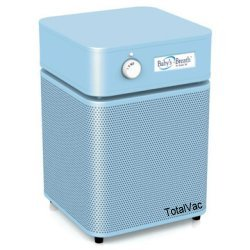 Best Bargain Austin Air Baby's Breath Air Purifier - Blue