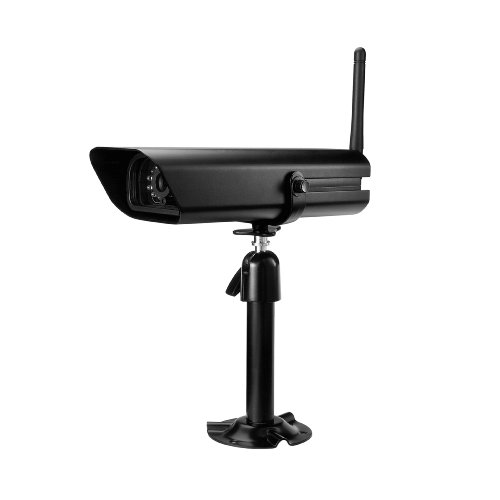 Uniden Wireless Video Surveillance Accessory Outdoor Camera - Black (UDWC25) (Discontinued by Manufacturer)