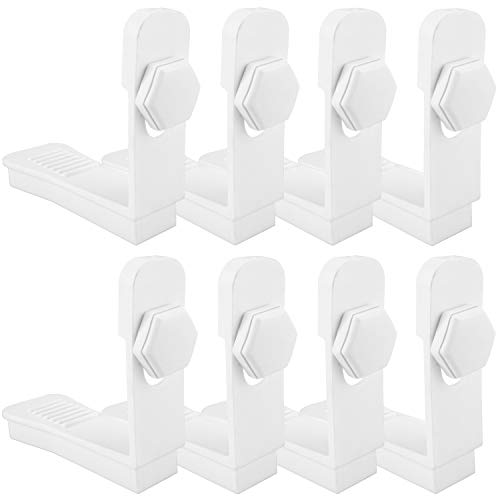 8Packs Sheet Clip Holders Bed Sheet Fastener Bed Sheet Gripper Corner/Side Holders for Keeping Your Sheets On Your Mattress Mattress Covers Sofa Cushion Short/Long 374inch 8pack