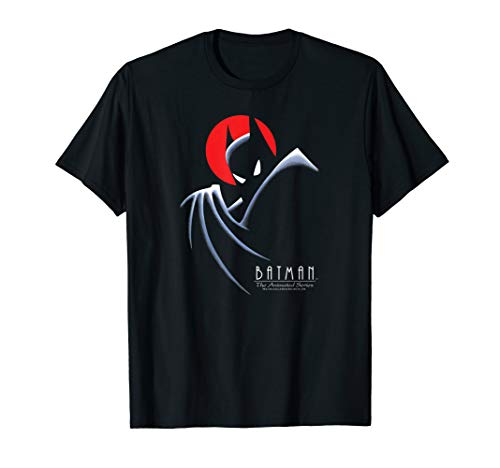 Batman: The Animated Series Behind the Cape T Shirt