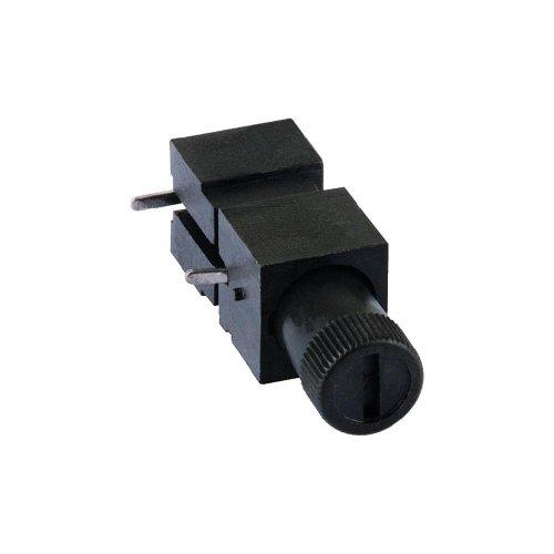 Mentor 1906.1031 Sicherungshalter Passend für Feinsicherung 5 x 20 mm 6.3 A 1 St.