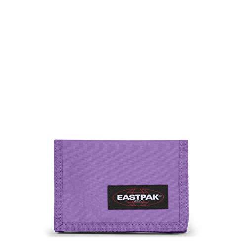 Eastpak Crew Single Portefeuille, 13 cm, Petunia Purple (Violet)