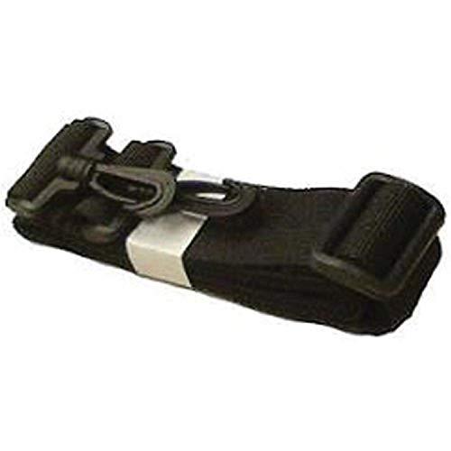 JanetBasket Shoulder Strap for Eco Bag, 53' Black