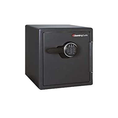 SentrySafe Fire Safe, Extra Large Digital Safe, 1.23 Cubic Feet, SF123ES