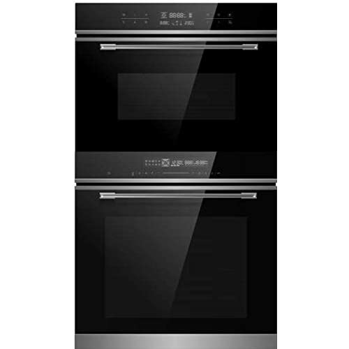 Cookology 72L Built-In Oven & 44L Compact Microwave Oven Pack