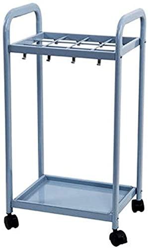 Estantes para Paraguas Organización de Almacenamiento en el hogar de Metal para Patio de Entrada 2 Modelos, 2 tamaños