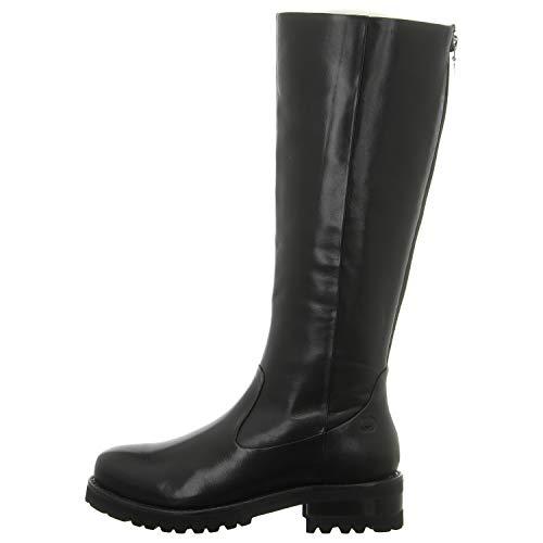 Gerry Weber Shoes Damen Jale 24 Hohe Stiefel, Schwarz (Schwarz Mi820 100), 39 EU