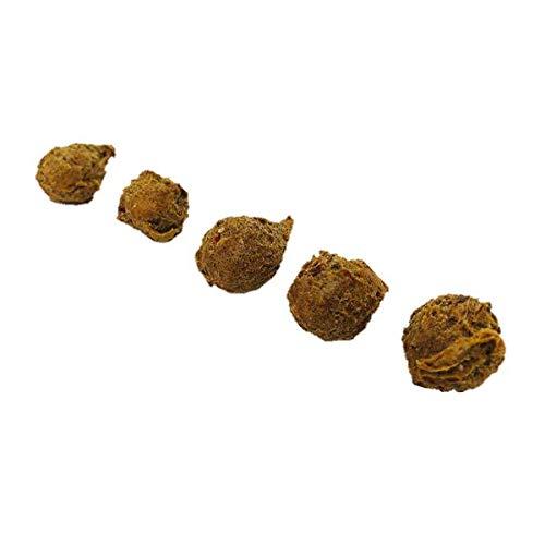 PUROMENU SU COMIDA NATURAL HECHA CON AMOR Galletas para Perros sin Cereales (375g) | 100% Naturales y Artesanales | de Pavo, Plátano, Chía y Algarroba | 3 cajitas de 125g