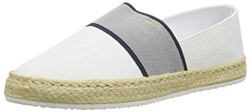 GANT Footwear Damen RAFFIAVILLE Slipper, Weiß (Cream G21), 39 EU