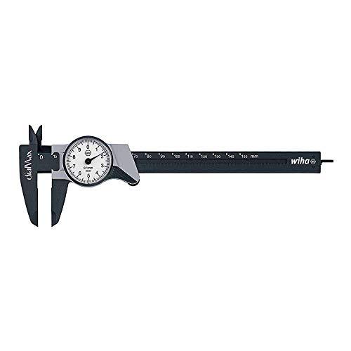 WIHA 27082 - Pie de rey con reloj dialMax® 4112 dialMax Ref. 4112102