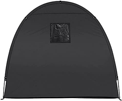 WXking Tente à vélos, Bijou de Stockage de vélo de 190T avec étui de Transport, pour Jardin/d'extérieur/abri à la Maison