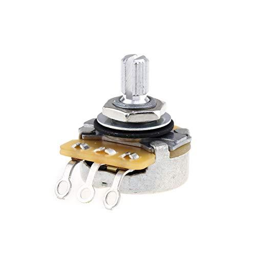 CTS 450 Series B500K Potentiometer mit geteiltem Schaftpotentiometer für E-Gitarren-Bass, 10% Toleranz