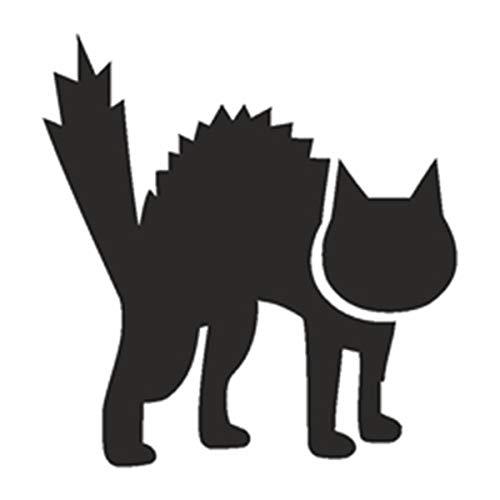 Eulenspiegel 106556 - zelfklevende sjabloon - kat