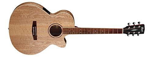 Cort SFX-AB - Guitarra electroacústica serie SFX, poros abiertos