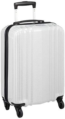 [ワールドトラベラー] スーツケース ババロ ブランド史上最軽量モデル 新素材「PCファイバー」採用 2.3kg 30L 06621 機内持ち込み可 46 cm ホワイト