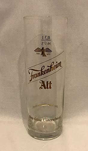 Frankenheim Alt Gläser 0,3l / Bierglas/Alt Gläser / 6 Stück