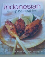 Indonesian & Filipino Cooking 068154015X Book Cover