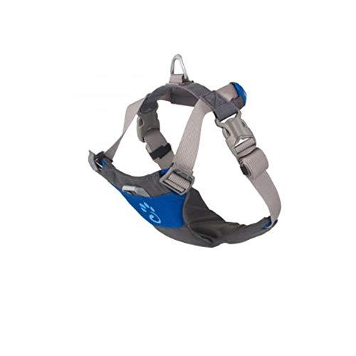 Lifemarque Unisex– Erwachsene Dog Harness-80721 Hundegeschirr, Blau, Medium
