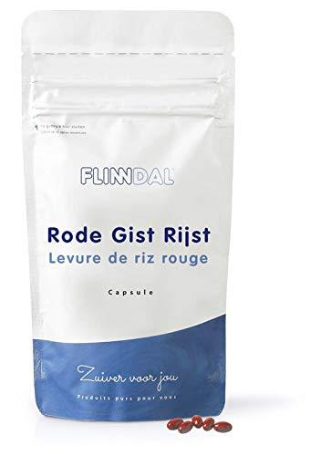 Flinndal - Rode gist rijst - 90 capsules
