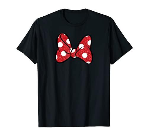 Disney Minnie Mouse Big Bow T-Shirt