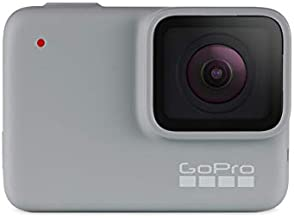 GoPro Hero7 White — Waterproof Action Camera with Touch Screen 1080p HD Video 10MP Photos