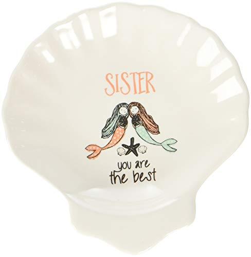 Pavilion Gift Company Sister You Are The Best – Plato de Recuerdo