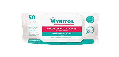 WYRITOL Lingettes Niaouli - Lot de 4