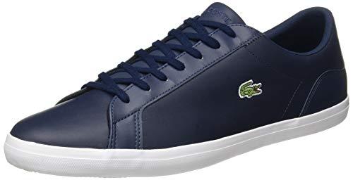 Lacoste Lerond, Herren Sneaker, Blau (dunkelblau dunkelblau), 41 EU (7.5 UK)