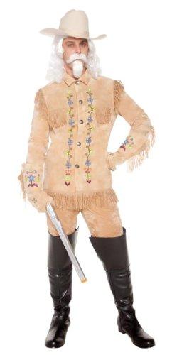 SMIFFYS Western Authentic Buffalo Bill Costume